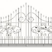ogrodzenie-kolormale